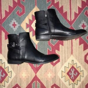 G. H. Bass Chelsea Ankle Boots SZ 11